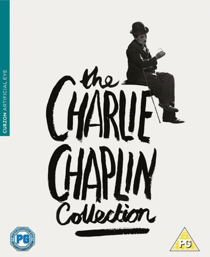 The Charlie Chaplin Collection DVD Box Set 12 discs set New Sealed