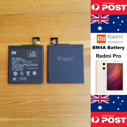 GENUINE Xiaomi Redmi Pro Battery BM4A 4050mAh Good Quality - Local Seller