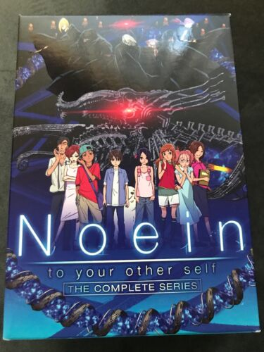 Noein to your other self Complete Collection DVD Box Set
