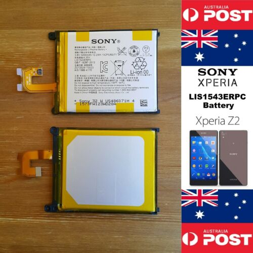 GENUINE SONY Xperia Z2 Battery LIS1543ERPC 3200mAh - Local Seller!