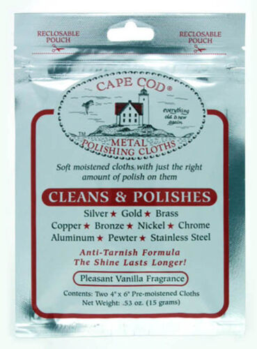 Scratch Removal Polish System for Antique Sterling Silver Silverware