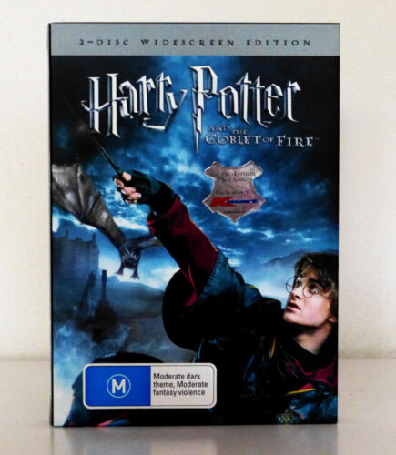 Harry Potter and the Goblet of Fire (2-Disc Special Edition) DVD, Region 4