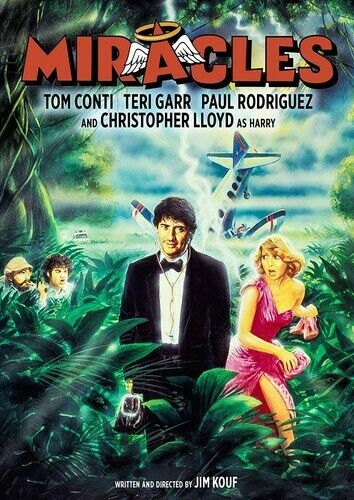 Miracles (1986 Tom Conti) DVD NEW