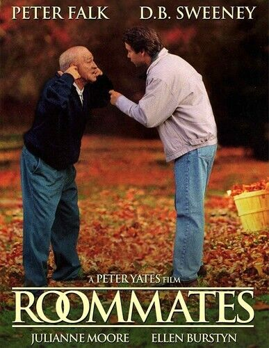 Roommates (1995 Peter Falk) DVD NEW