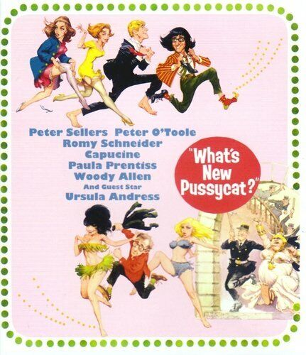What's New Pussycat? BLU-RAY NEW