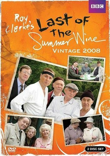 Last of the Summer Wine: Vintage 2008 (2 Disc) DVD NEW