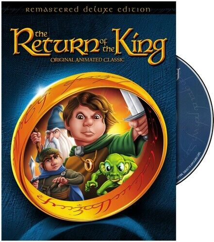 Return of the King: Original Animated Classic (1980 Animated) (Deluxe) DVD NEW