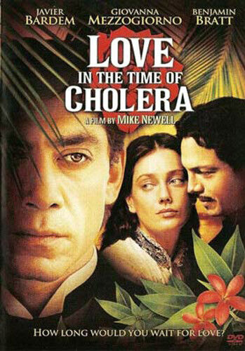 Love in the Time of Cholera DVD NEW