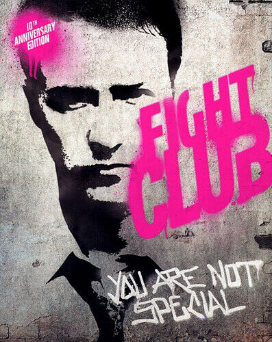 Fight Club (10th Anniversary Edition) BLU-RAY NEW
