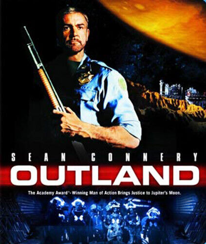 Outland BLU-RAY NEW