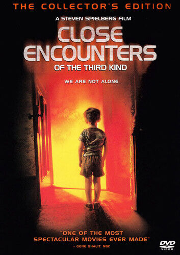 Close Encounters of the Third Kind (Collectors Edition, Directors Cut) DVD NEW