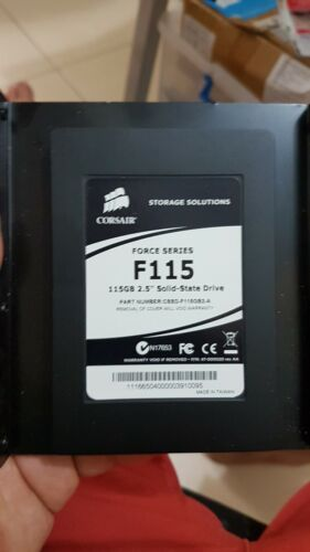 """Corsair Force series internal solid state drive 2.5"""" 115 GB ."""