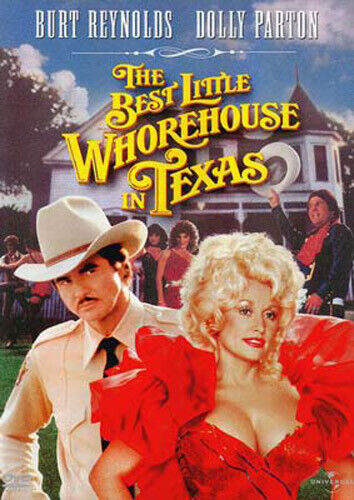 The Best Little Whorehouse in Texas DVD NEW