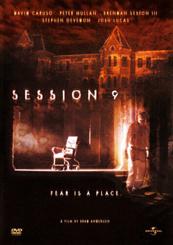Session 9 DVD NEW