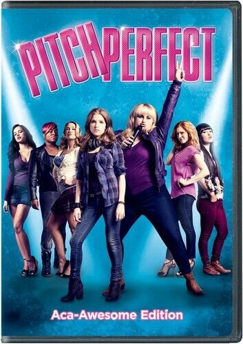 Pitch Perfect (Aca Awesome Edition) DVD NEW