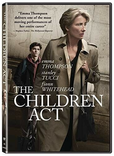 The Children Act DVD NEW