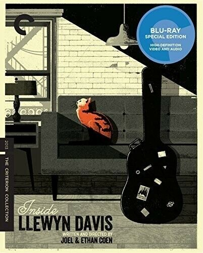 Inside Llewyn Davis (The Criterion Collection) BLU-RAY NEW