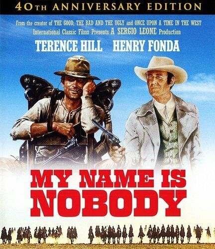 My Name is Nobody (40th Anniversary Edition) BLU-RAY NEW