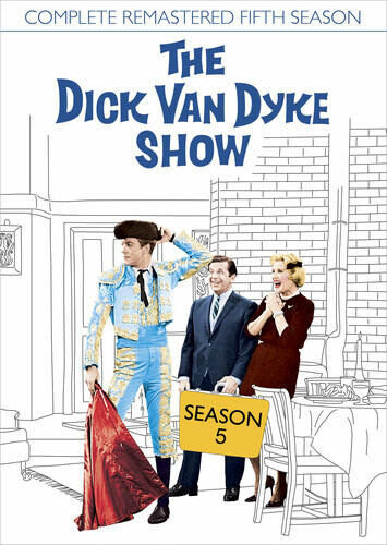 The Dick Van Dyke Show: The Complete Fifth Season (Season 5) (5 Disc) DVD NEW