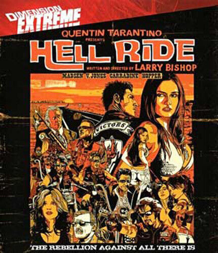 Hell Ride BLU-RAY NEW