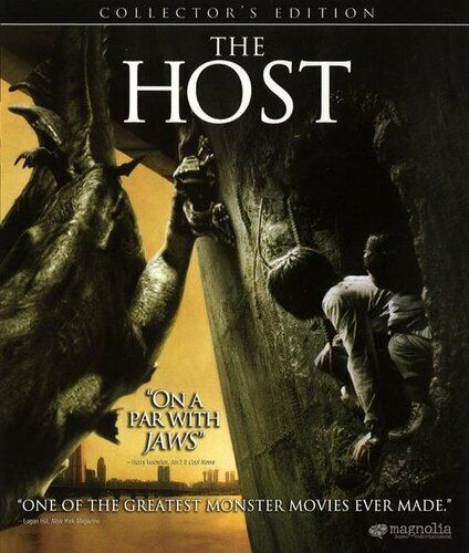 The Host (2006 Korean) (Collectors Edition) BLU-RAY NEW