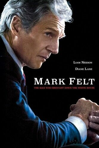 Mark Felt: The Man Who Brought Down the White House DVD NEW