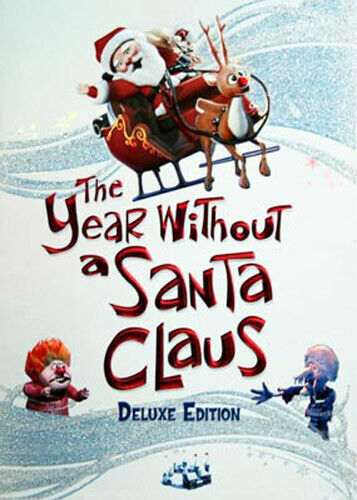 The Year Without a Santa Claus (1974 Mickey Rooney) (Deluxe Edition) DVD NEW