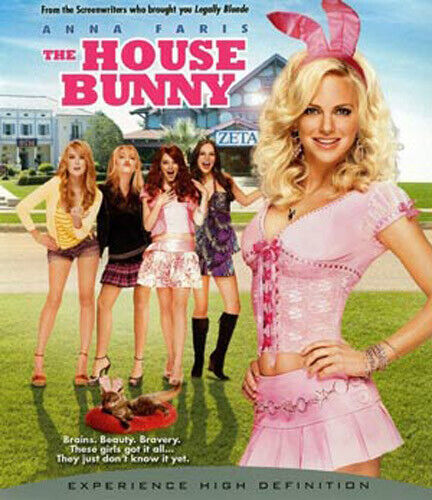 The House Bunny BLU-RAY NEW