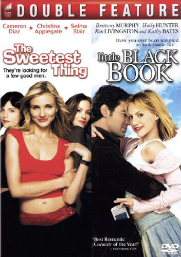 The Sweetest Thing / Little Black Book (2 Disc) DVD NEW