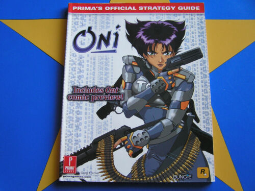 ONI - STRATEGY GUIDE