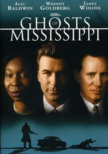Ghosts of Mississippi DVD NEW