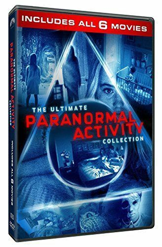 Paranormal Activity: The Ultimate 6 Movie Collection (6 Disc) DVD NEW