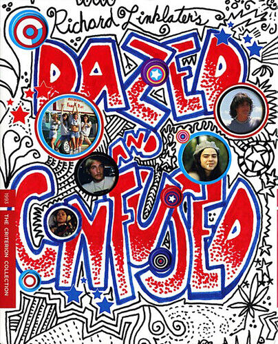 Dazed and Confused (The Criterion Collection) BLU-RAY NEW