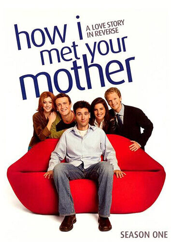 How I Met Your Mother: Season 1 (First Season) (3 Disc) DVD NEW