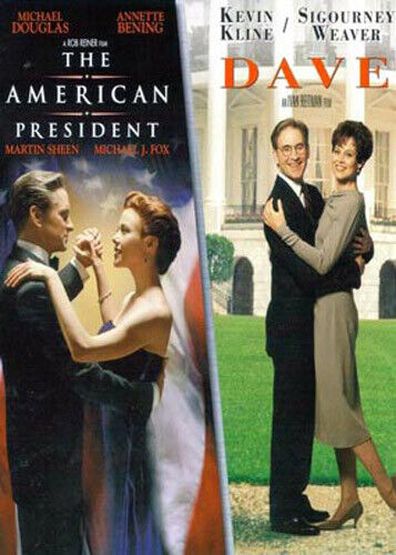 The American President (1995) / Dave (1993) DVD NEW
