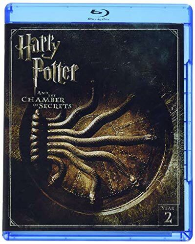 Harry Potter and the Chamber of Secrets (2 Disc, Extended Version) BLU-RAY NEW