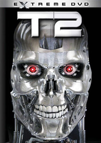 T2 - Terminator 2: Judgment Day (Extreme Edition, Extended Version) DVD NEW
