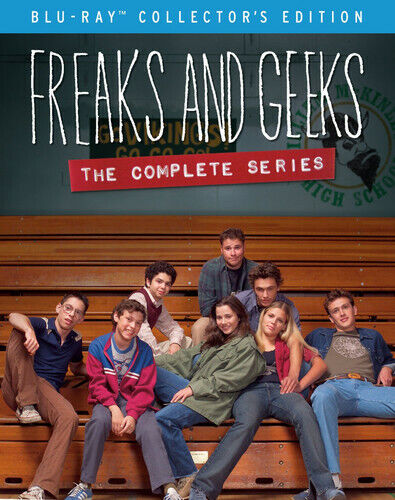 Freaks and Geeks: The Complete Series (9 Disc, Collectors Edition) BLU-RAY NEW