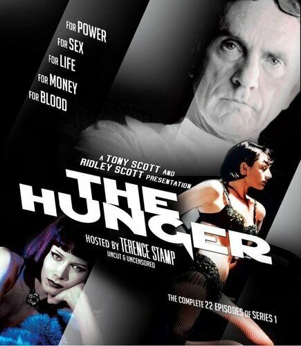 The Hunger: The Complete First Season (Season 1) (2 Disc) BLU-RAY NEW