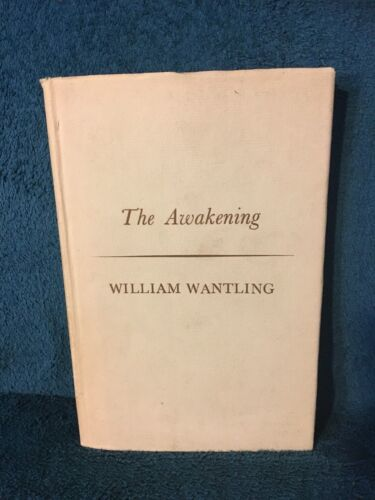 The Awakening by William Wantling Limited Edition 75/200 *SIGNED*