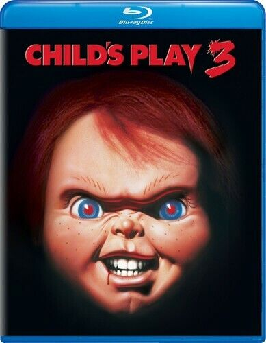 Child's Play 3: Look Who's Stalking BLU-RAY NEW