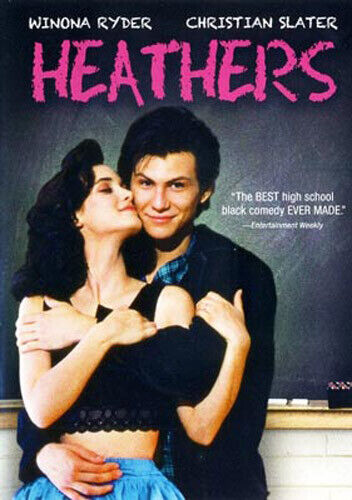 Heathers DVD NEW