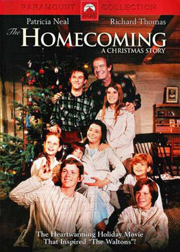 The Homecoming: A Christmas Story DVD NEW