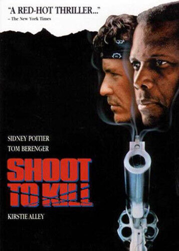 Shoot to Kill (Deadly Pursuit) DVD NEW