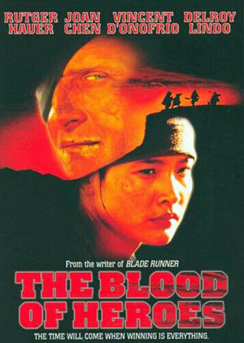The Blood of Heroes (The Salute of the Jugger) DVD NEW