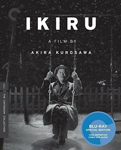 Ikiru (The Criterion Collection) BLU-RAY NEW