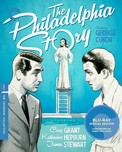 The Philadelphia Story (The Criterion Collection) BLU-RAY NEW