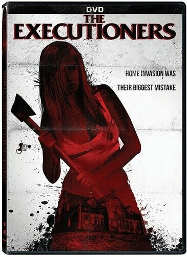 The Executioners (2018) DVD NEW