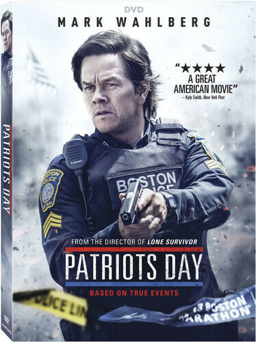 Patriots Day DVD NEW