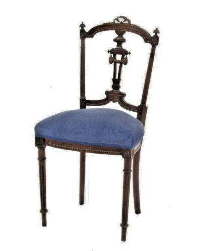Louis XVI Period Beechwood Child's Chair Circa 18TH Cent ECOLE BOULLE VERIFIED!